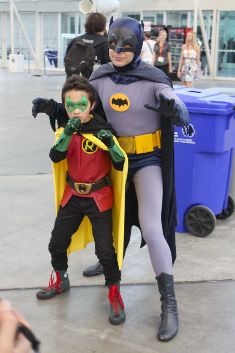 batman and ruben meet lego