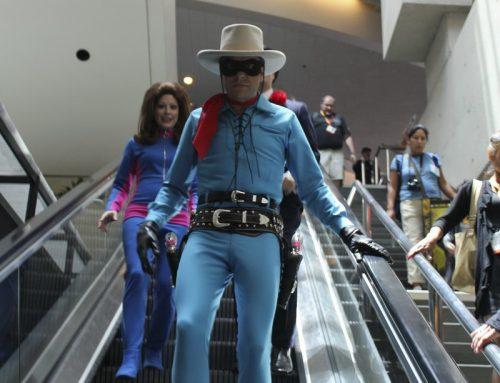 San Diego Comic Con – 2012