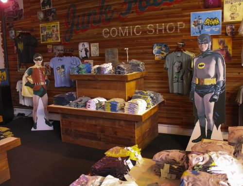 66 Batman Merchandise Launch Party at Meltdown Comic